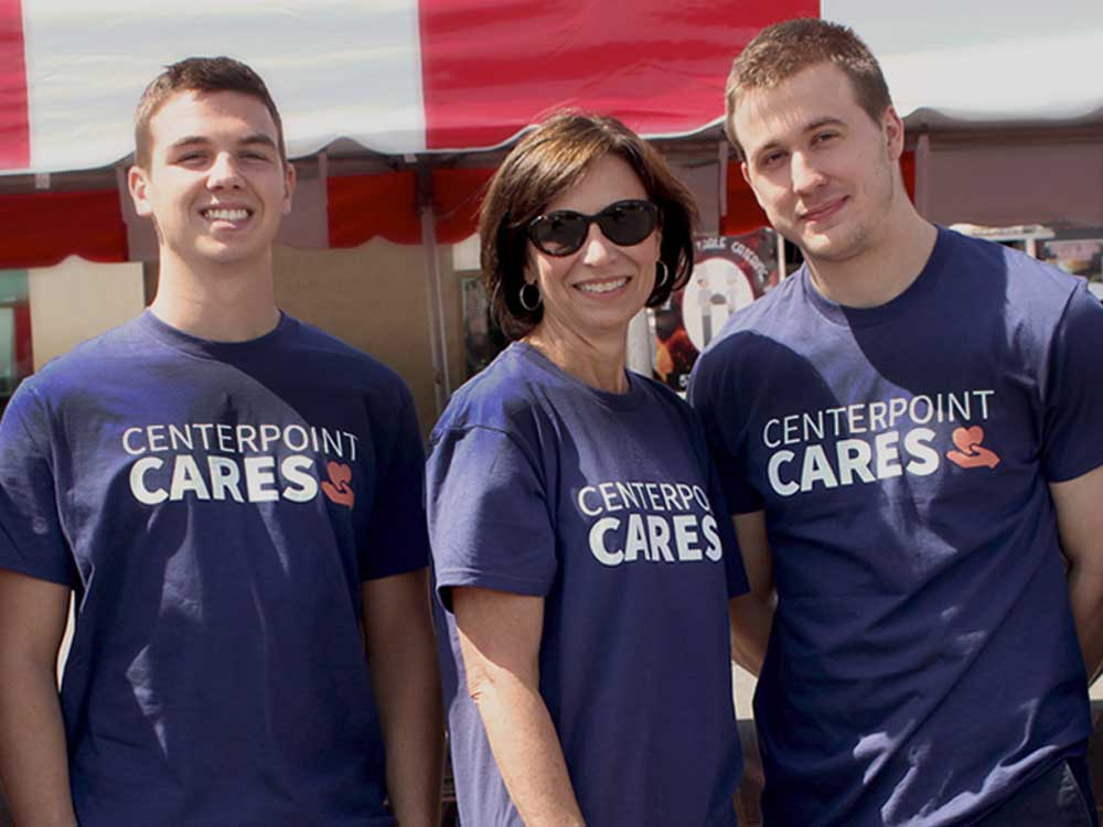 CenterPoint Cares