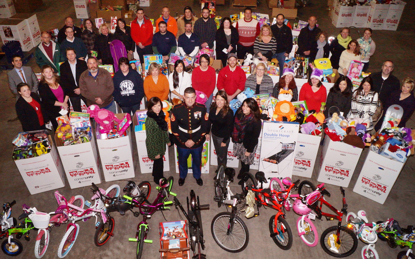 Robert K. Mericle Toys For Tots