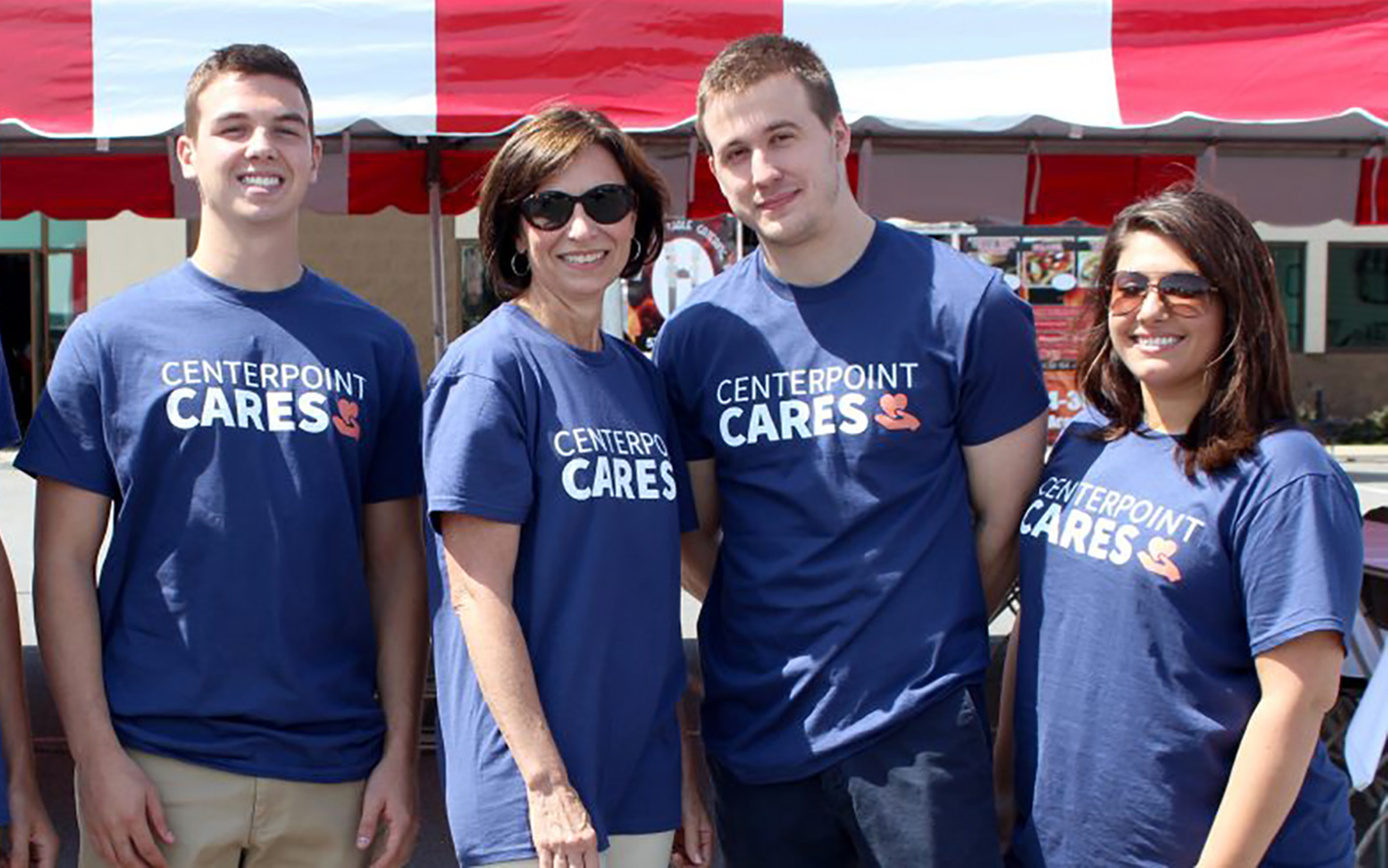 Robert Mericle CenterPoint Cares