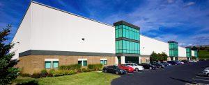Robert K. Mericle Flex Building Exterior