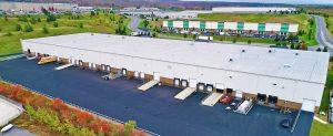 Robert K. Mericle Industrial Building Loading