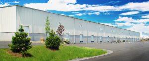Robert Mericle Industrial Building Loading