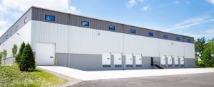 Robert Mericle CenterPoint Industrial Building