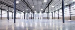 Robert Mericle Industrial Building Interior