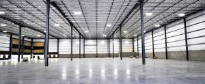 Robert Mericle Warehouse Interior