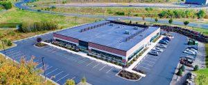 Robert Mericle Office Building Aerial