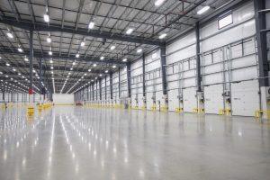 Robert K. Mericle Industrial Building Interior Loading